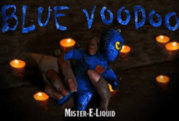 Blue Voodoo par Mister E-liquide [VapeMotion]