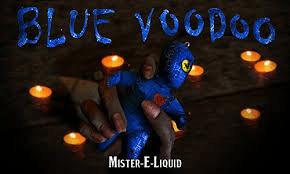 Blue Voodoo van Mister E-liquid [VapeMotion]