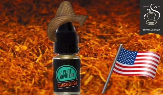 Classic USA par Le Petit Vapoteur