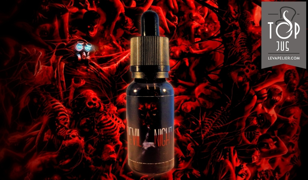 Devil Night (Dark Story Series) di Alfaliquid