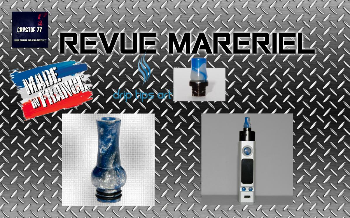Drip Tip! by Drip Tips Art [VapeMotion]