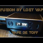 Efusion by Lost Vape [VapeMotion]