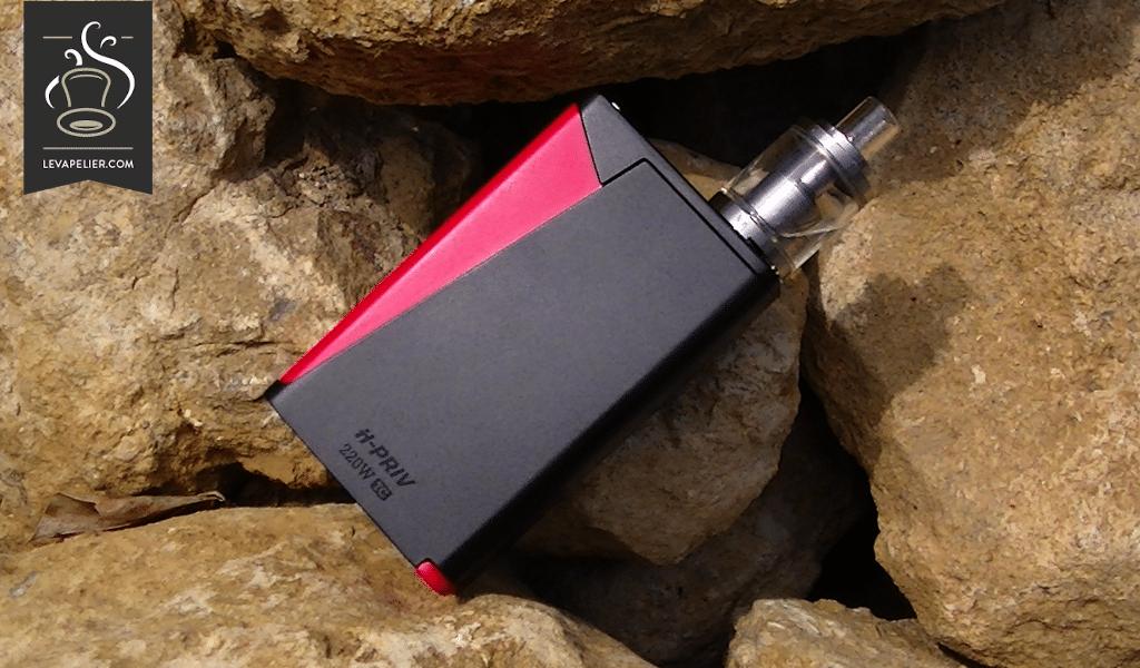 H-Priv 220W TC par Smoktech