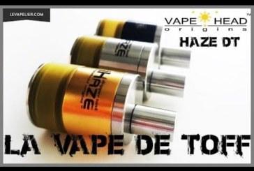 Haze Dt door Vapehead Origins [VapeMotion]