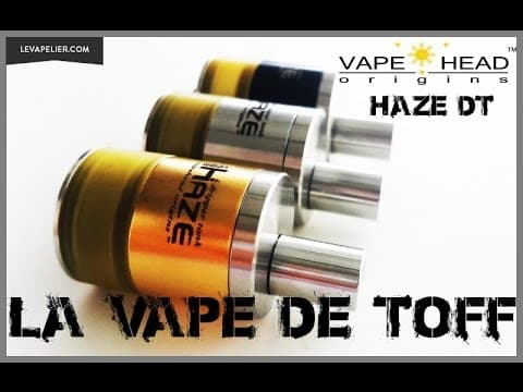 Haze Dt par Vapehead Origins [VapeMotion]