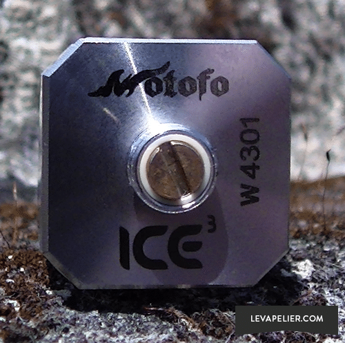 ICE cubed Wotofo bottom-cap