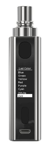 color retro lighting