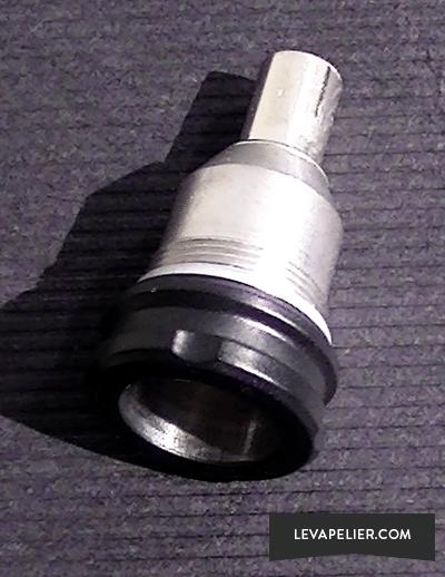 eGrip II Joyetech cheminée embase drip-tip