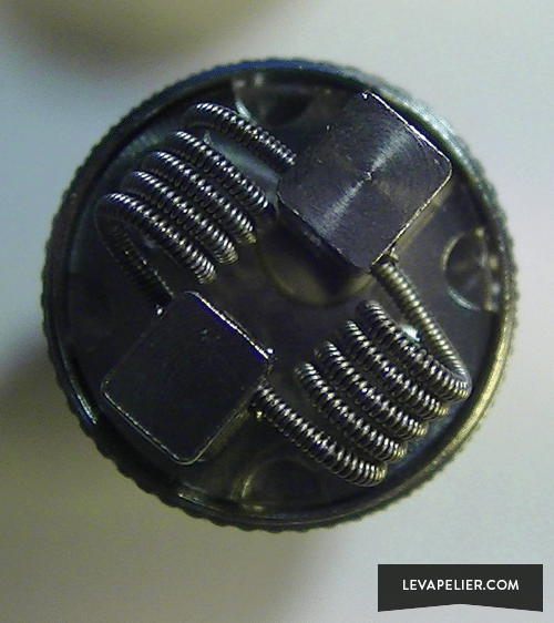 Protank 4 RBA DC clapton 0,33 ohm