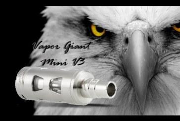 Vapor Giant mini v3 by Niko Vapor [VapeMotion]