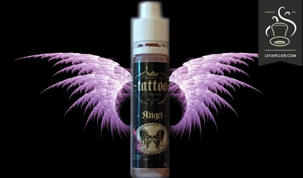 Angel (Tattoo bereik) door Maïly-quid