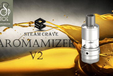 Aromamizer V2 van Steam Crave