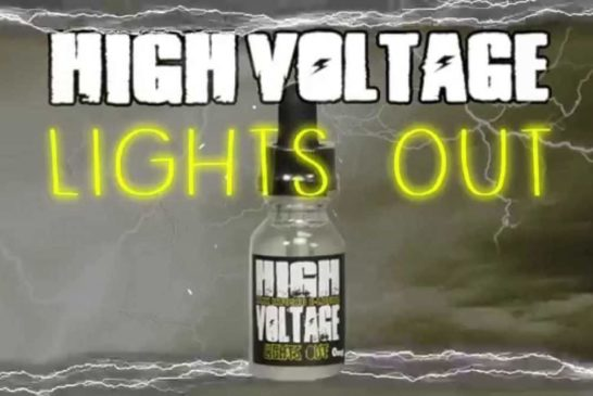 Lights Out par High Voltage [Flash Test]