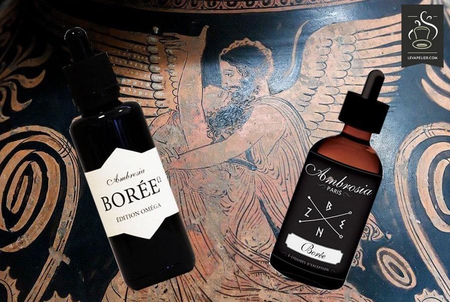 "Borée gamme ""les Quatre Vents"" par Ambrosia Paris"