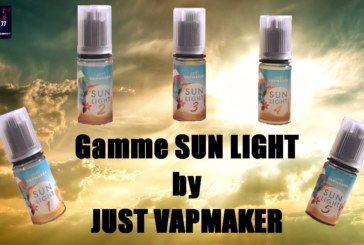 "Concentrated ""Sun Light"" by Just VapMaker [VapeMotion]"