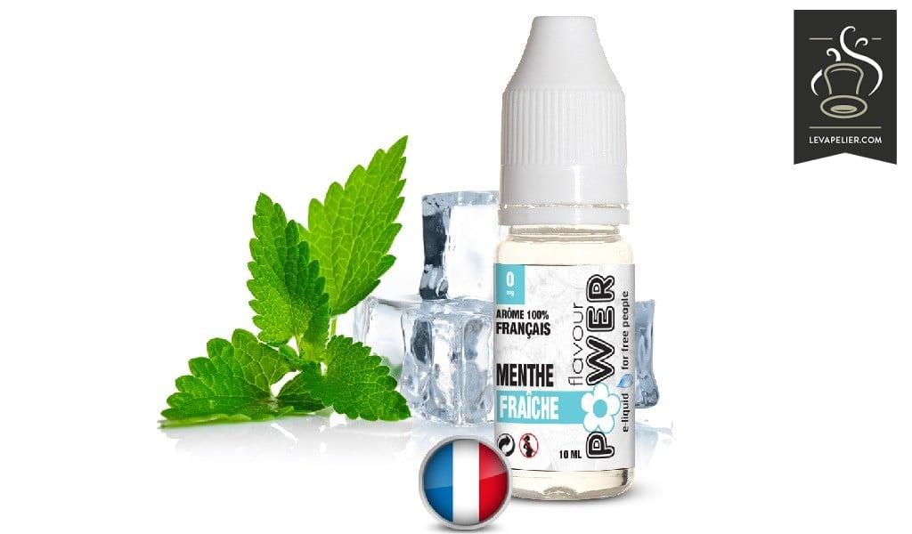 Menthe Fraîche (gamme 50/50) par Flavour Power