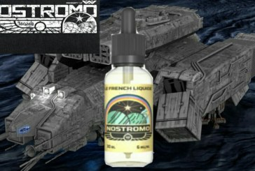 Nostromo E-liquid range of Exception by the French Liquid