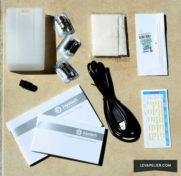 eVic VTwo Package
