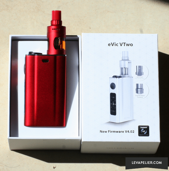 eVic VTwo kit