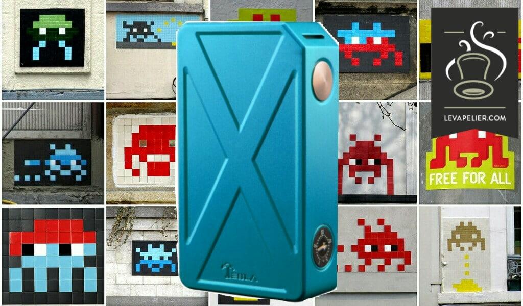 Invader III by Tesla
