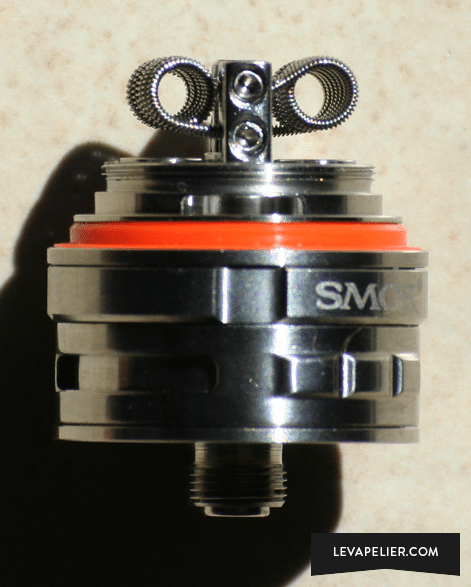 Testa RBA montata TFV 8
