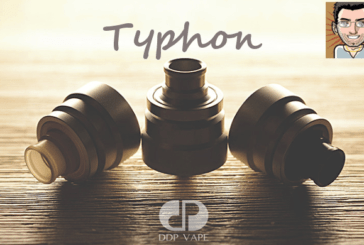 Typhoon van Ddpvape [VapeMotion]