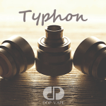 טייפון על ידי Ddpvape [VapeMotion]