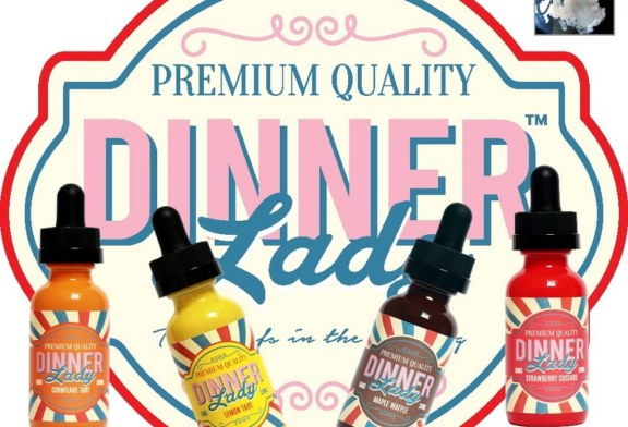 DINNER DAME (bereik) door Dinner Lady FAM [VapeMotion]
