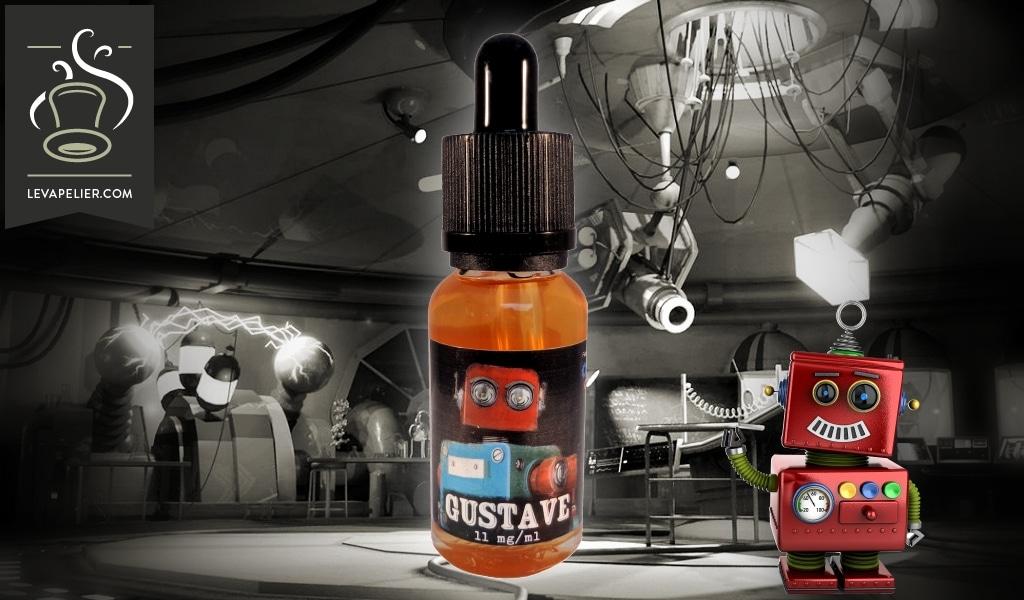 Gustave (Robot Range) van Fluid Mechanics