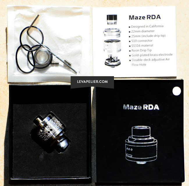 hcigar-maze-rda-package