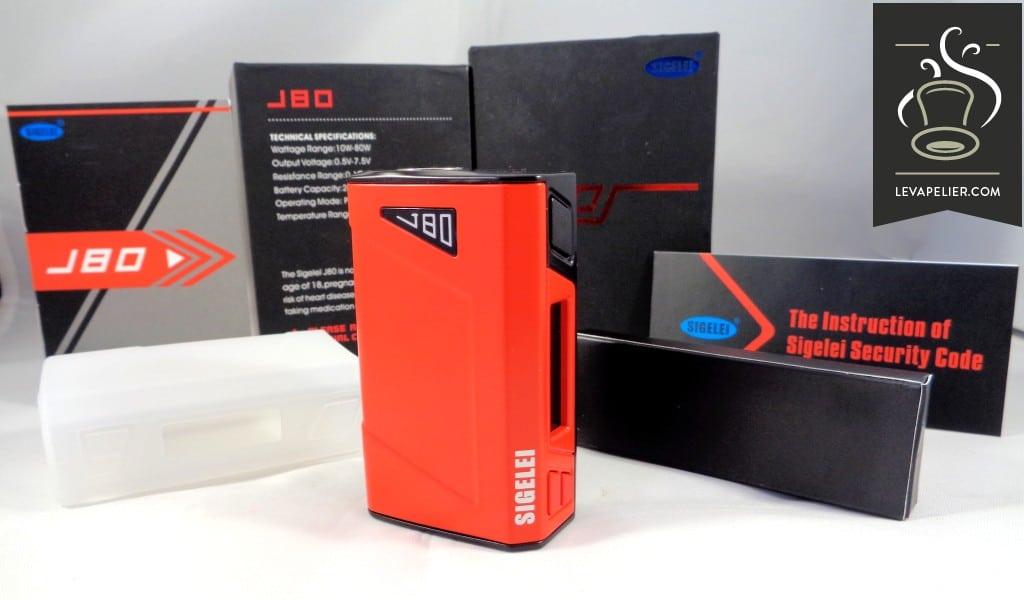 J80 par Sigelei