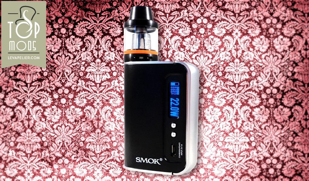 Kit Osub Plus 80W TC par Smok