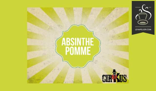 由Cirkus提供的ABSINTHE APPLE(CIRKUS AUTHENTIC RANGE)
