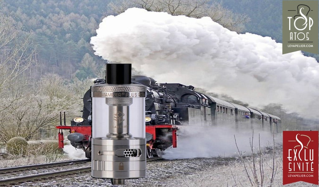 Aromamizer Plus RDTA di Steam Crave