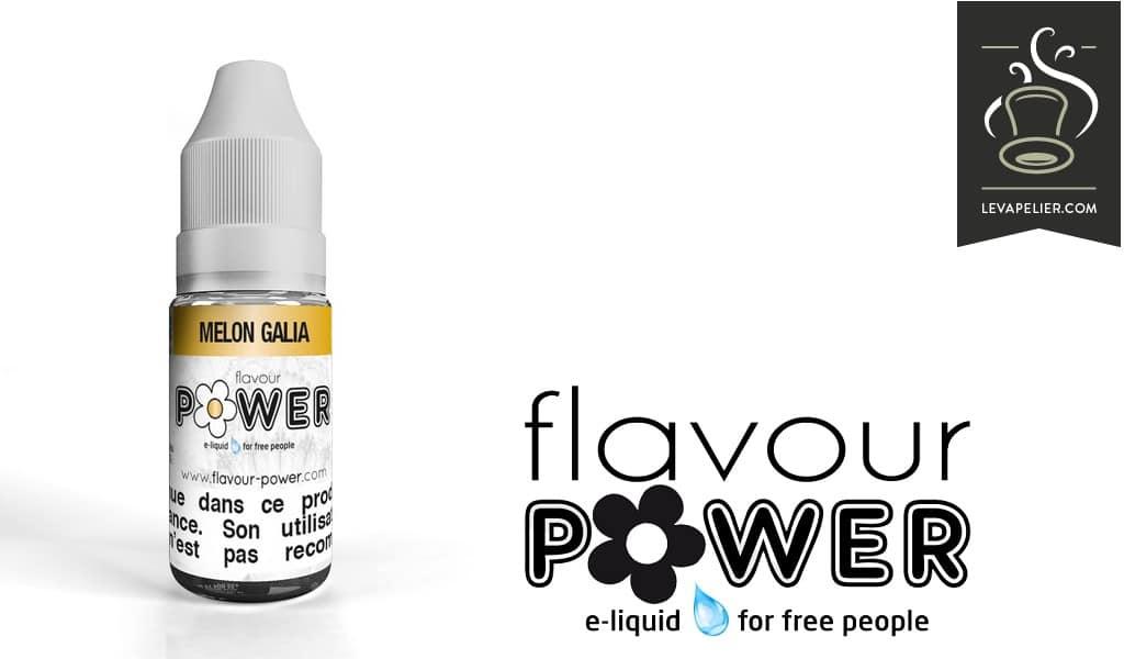 Melon Galia (Gamme 50/50) par Flavour Power
