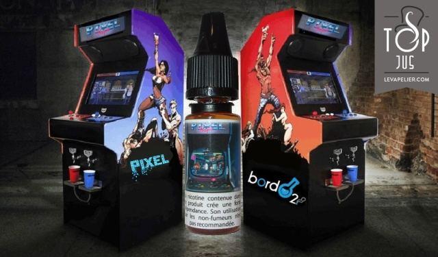 Pixel Vape (Gamme Premium) par Bordo2