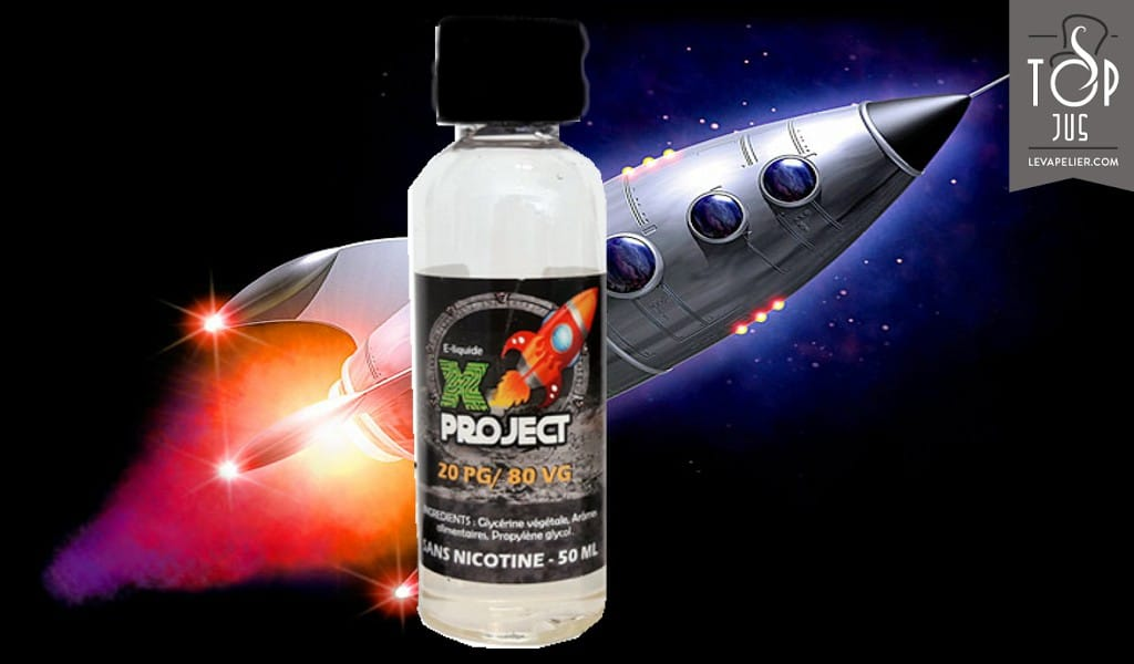 X Project par Chewy Juices