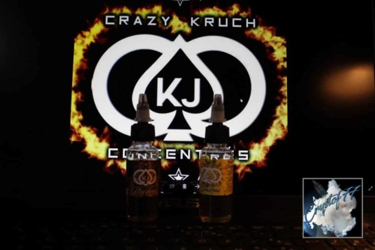 Basrai & Nucifera (Diy concentrate) by Crazy Kruch [VapeMotion]