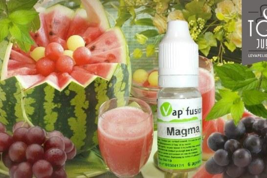 Magma par Vap'Fusion