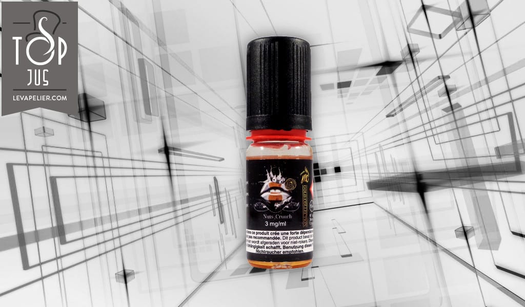 Nuts Crunch (Gold Range Collection) by MC Liquid