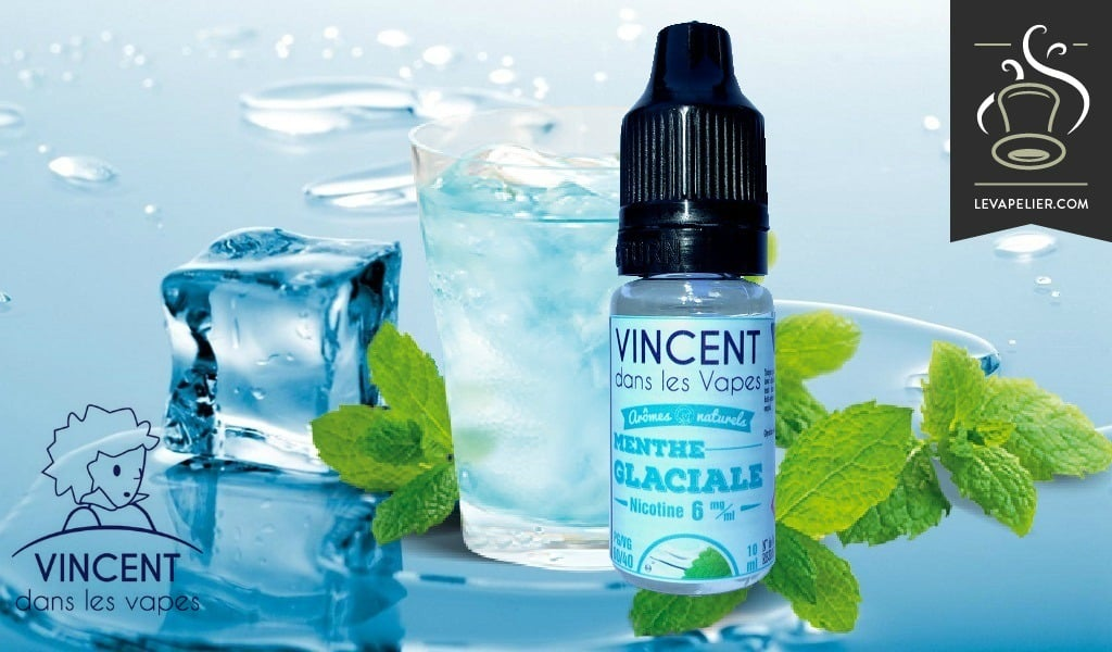 Icy Mint (Classic Range) van Vincent In The Vapes