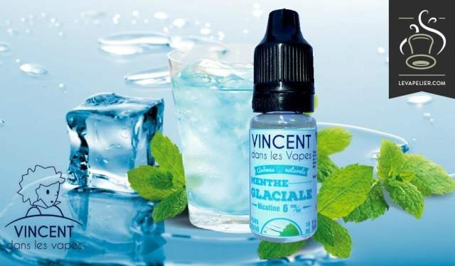 Icy mint (classic range) by Vincent in the Vapes
