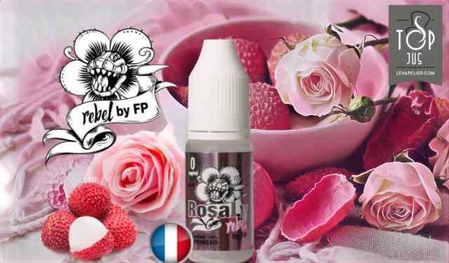 Rosaly Gamme Rebel par Flavour Power