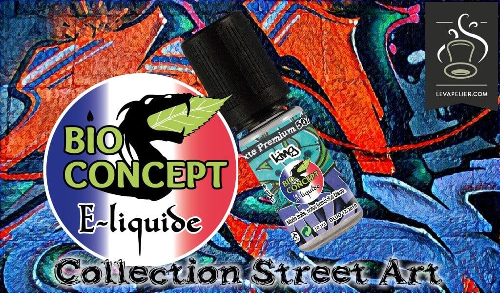 King (Street Art Range) van Bio Concept