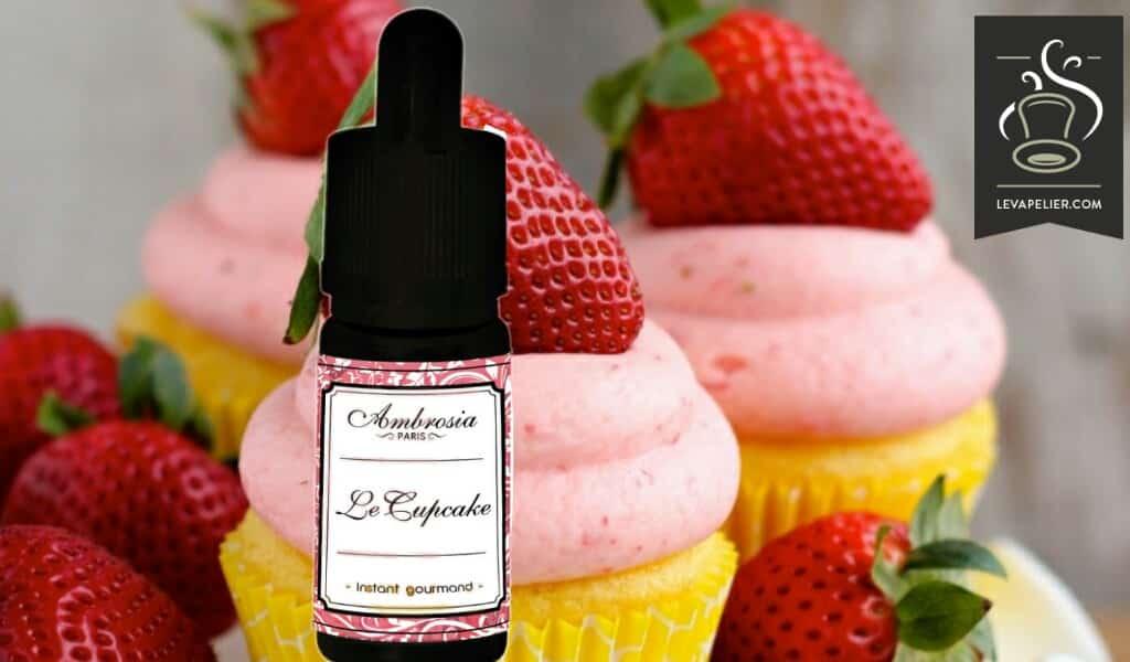 De Cupcake (assortiment Les Petites Gourmandises) van Ambrosia Paris