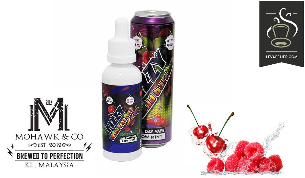 Fizzy Wild Berries by Mohawk & Co