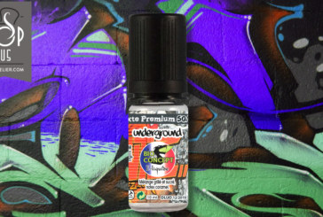 Underground (Street Art Collection) van Bio Concept