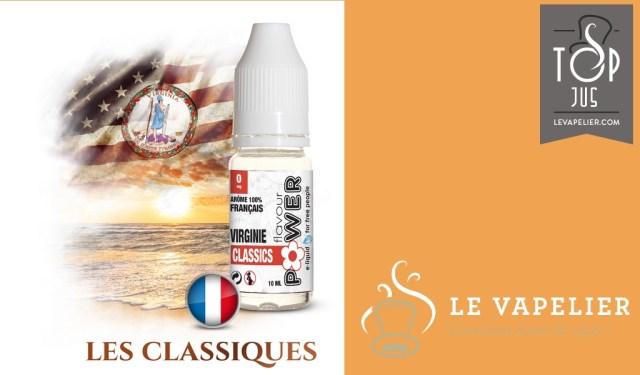 Virginie Classics par Flavour Power