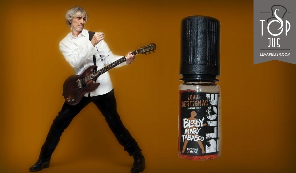 Bloody Mary tabasco (Gamme Louis Bertignac) par Dlice