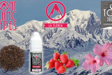 De Floria van Mont Blanc Vapes